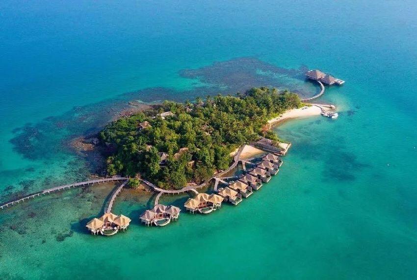 Chinderah Island