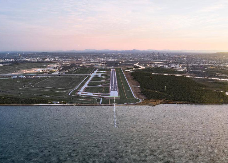 Brisbane's-New-Runway_Dusk-Render.jpg