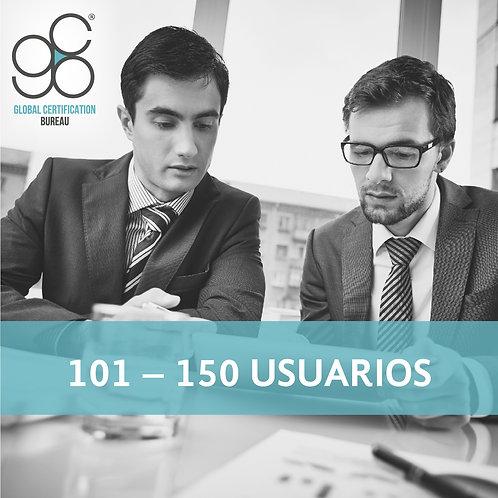 101-150 Usuarios