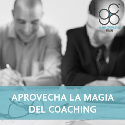 Aprovecha la Magia del Coaching