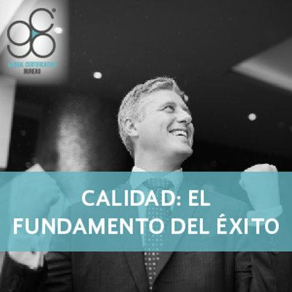 Diplomado en Calidad: El Fundamento del Éxito