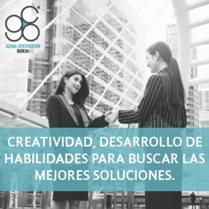 Creatividad, Desarrollo de Habilidades para Buscar Las Mejores Soluciones