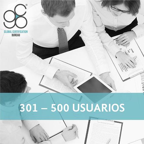 301-500 Usuarios