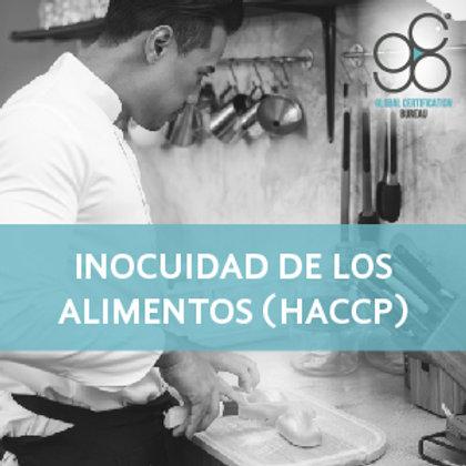 Inocuidad de los Alimentos (HACCP)