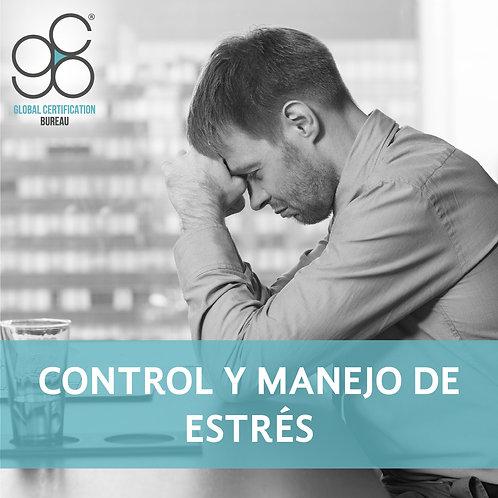 Control y Manejo de Estrés