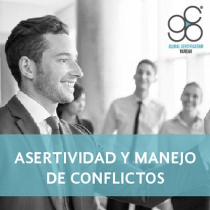 Asertividad y Manejo de Conflictos