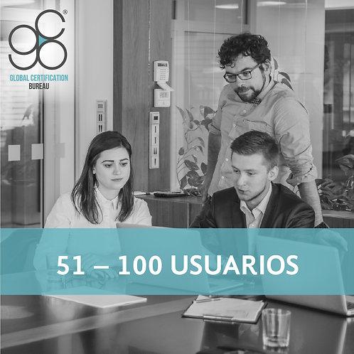 51-100 Usuarios