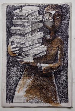 Le don de soi-28,5x43