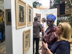 Daily report expo dak'art 2016-23