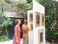 Daily report expo dak'art 2016-17