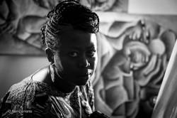 Kiné Aw 2014-5