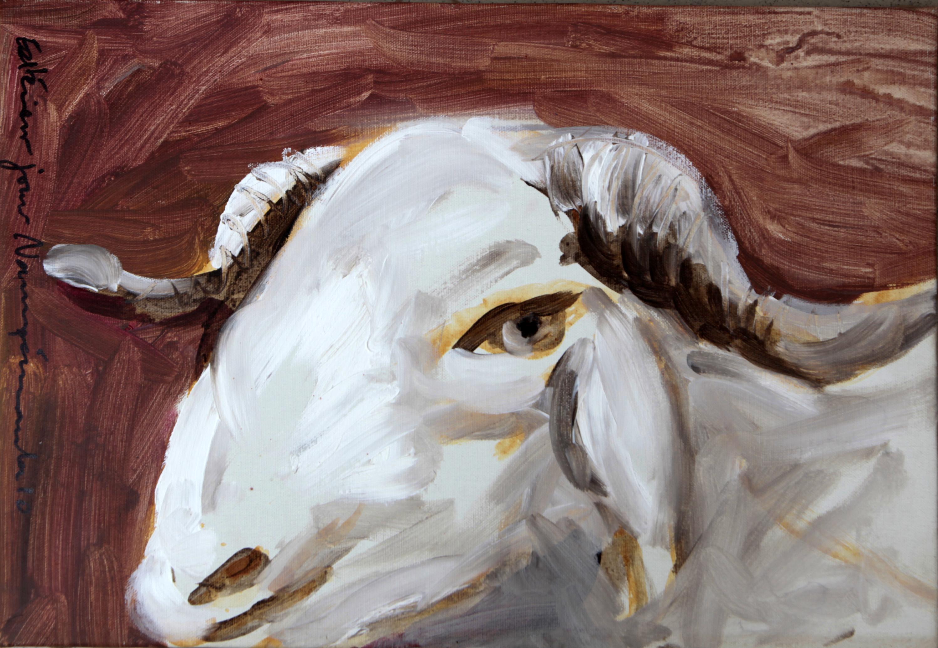 quatre moutons