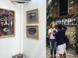 Daily report expo dak'art 2016-22