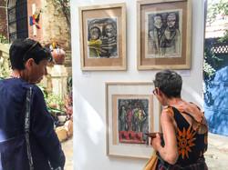 Daily report expo dak'art 2016-24