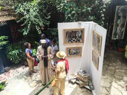 Daily report expo dak'art 2016-29
