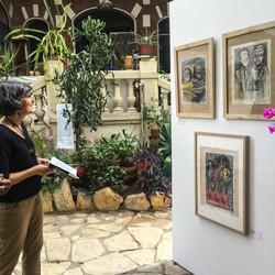 Daily report expo dak'art 2016-19