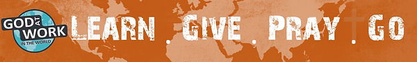 Missions 2019 Banner 3 (Learn Give Pray