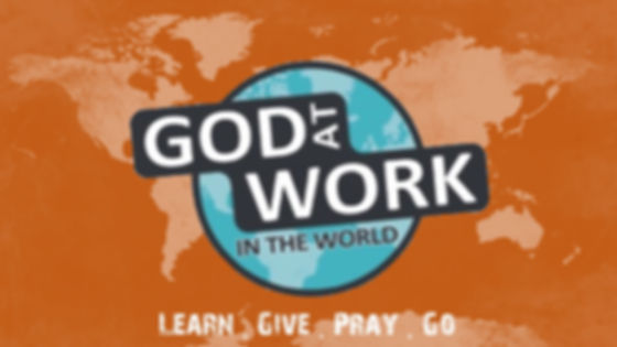Missions 2019 God At Work In The World 2