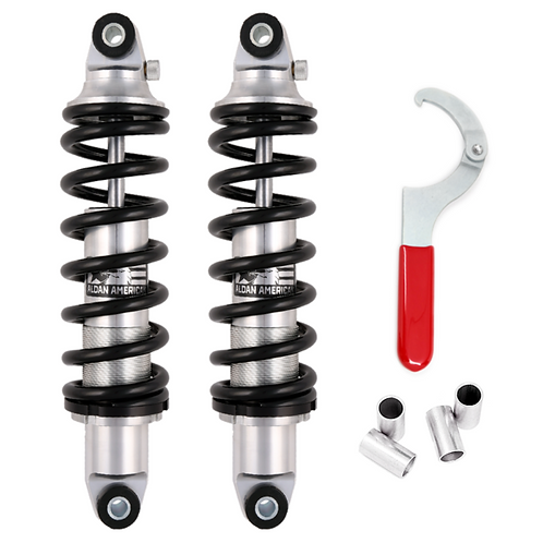 COILOVER KIT-REBOUND (SINGLE) ADJUSTABLE | EXT.18.0 IN. | 350 LBS./IN.