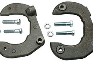 Mustang II GM Disc Brake Bracket Kits