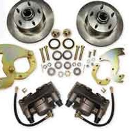 1941-68 Cadillac Front Disc Brake Conversion Wheel Kit