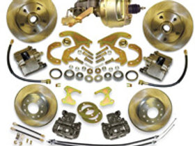 64-73 Buick Disc Brake Front and Rear Disc Brake Conversion
