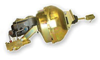 60-76 Dodge Power Brake Booster Master Combo