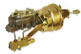 55-57 Chevrolet Bel-Air Power Brake Booster/Master Combo