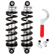 COILOVER KIT-REBOUND (SINGLE) ADJUSTABLE | EXT.13.0 IN. | 500 LBS./IN.