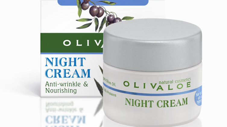 Anti-wrinkle & Nourishing Night cream