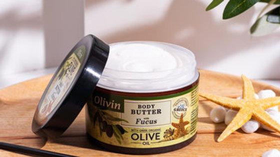 Body Butter με Θαλάσσια Φύκια 200ml