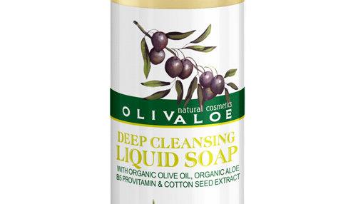 Υγρό Σαπούνι Προσώπου για Βαθύ Καθαρσμό