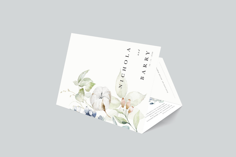 5x7 Greeting cards and envelopes -  4Moc
