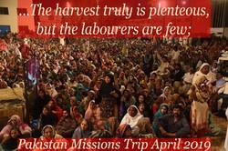 Pakistan missions trip 1