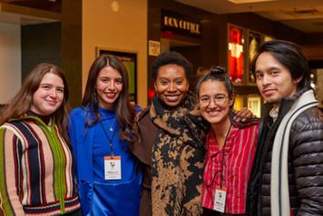 """Date Night"" premiere at the Toronto Shorts International Film Festival November 2019."