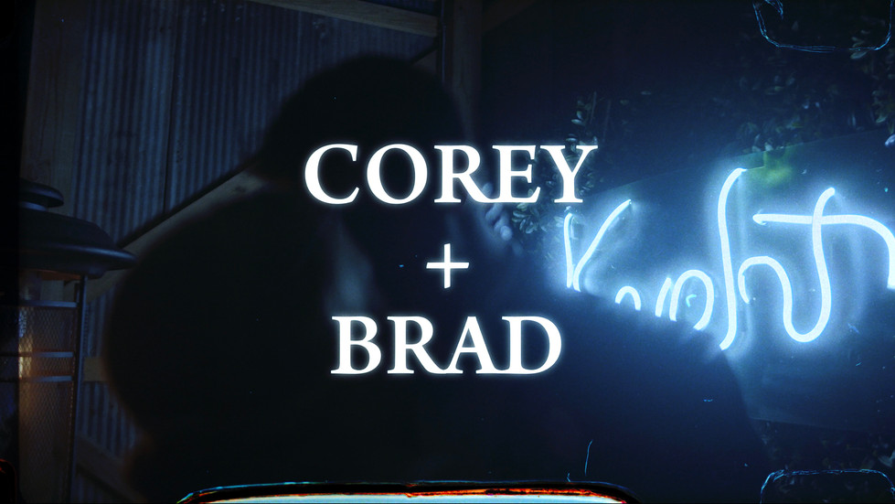 Corey + Brad