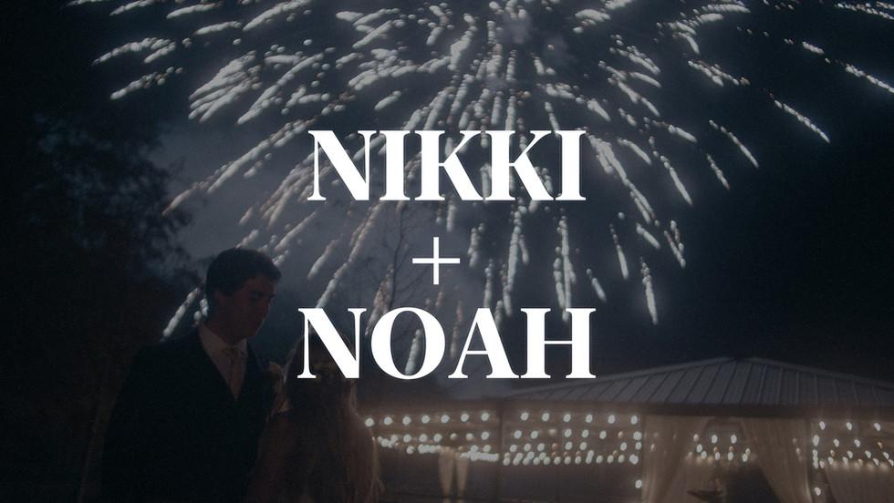 Nikki + Noah