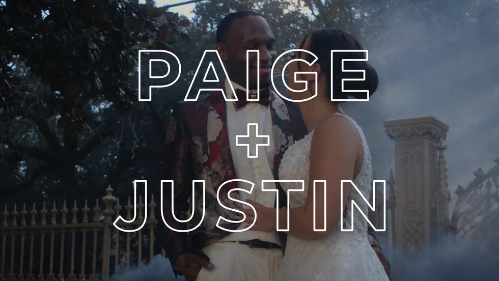 Paige + Justin