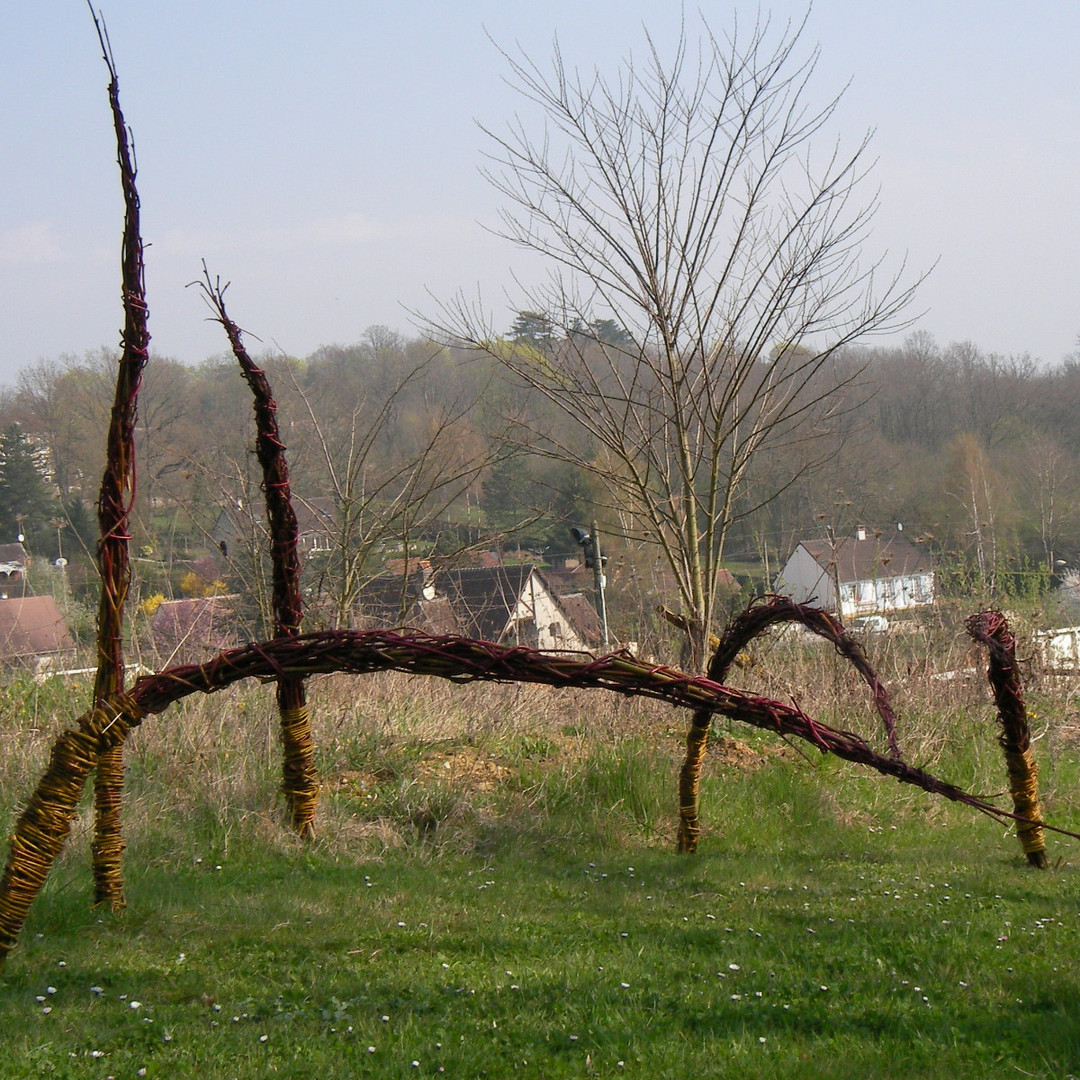 G.Trivier Land Art Savins
