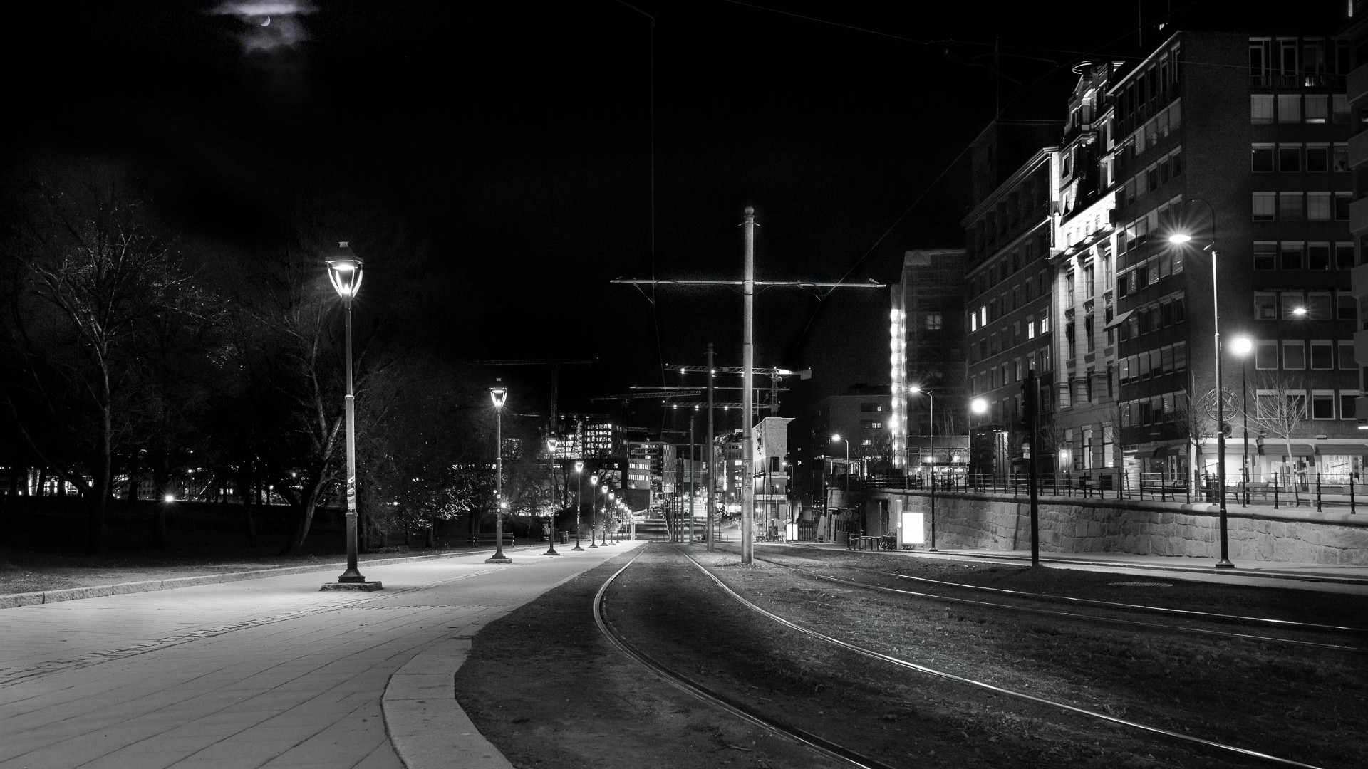Oslo by night #1
