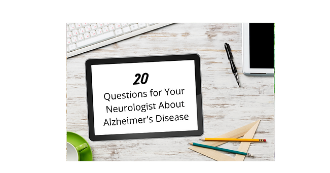 LM Box 20 Questions for Your Neurologist