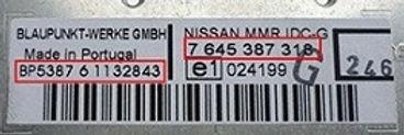 Nissan blaupunkt label.jpg