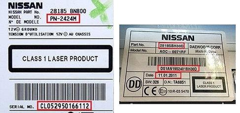 Nissan clarion label.jpg