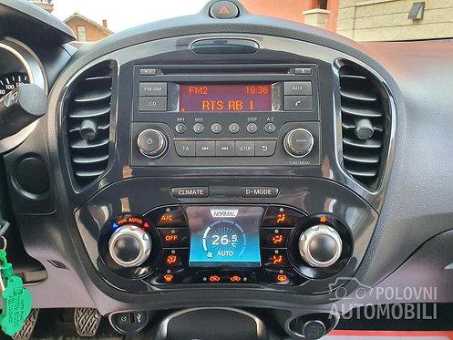Nissan Juke Daewoo Radio code