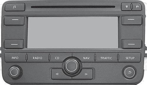 Skoda RNS 2 radio code