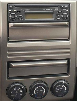 Xtrail Cd player