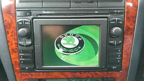 Skoda Radio Navigation system radio code