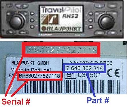 ALFA GTV RNS 3 GNradio code