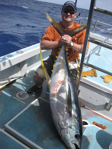 Kauai Fishing Charters Breakaway Nawiliwili Harbor Charter