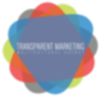 Transparent Marketing Logo